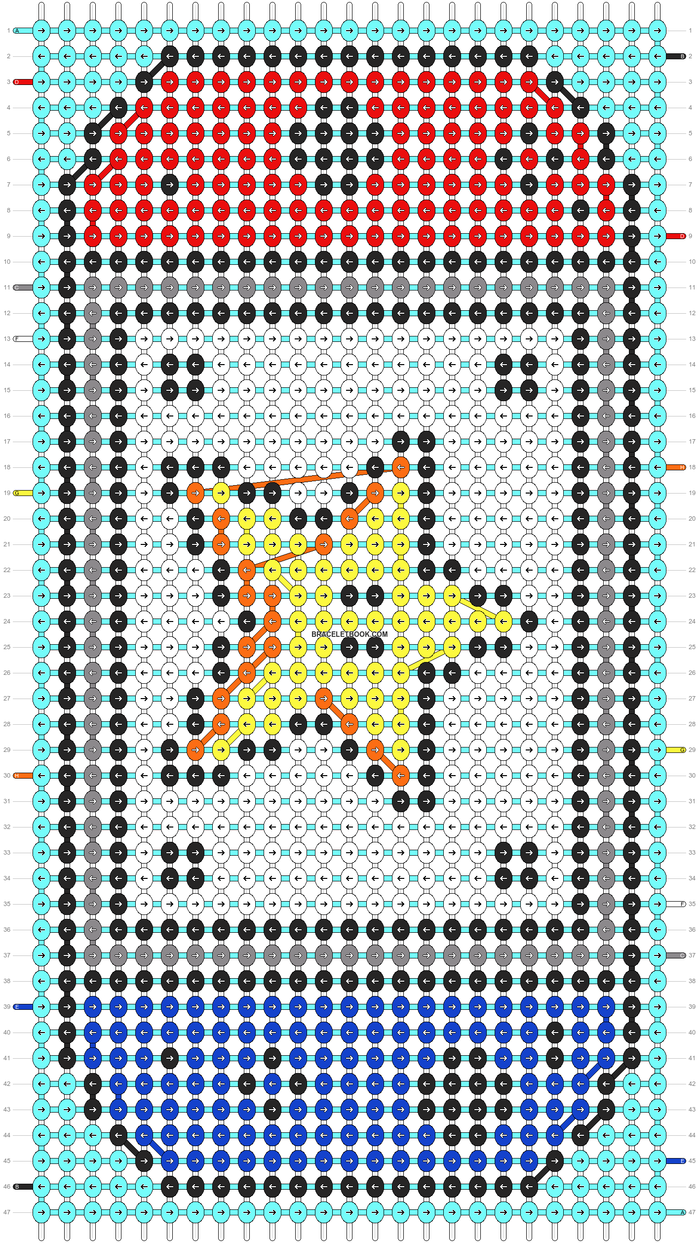 Alpha pattern #101737 pattern