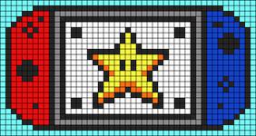 Alpha pattern #101737