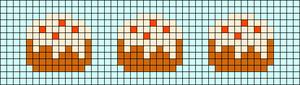 Alpha pattern #101775