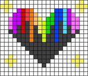 Alpha pattern #101820
