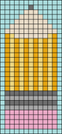 Alpha pattern #101845