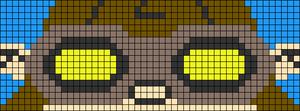 Alpha pattern #101897