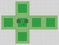 Alpha pattern #101914