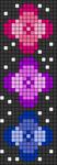 Alpha pattern #101916