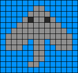 Alpha pattern #101918