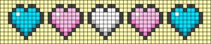 Alpha pattern #101923
