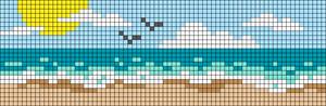 Alpha pattern #101936