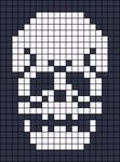 Alpha pattern #101963