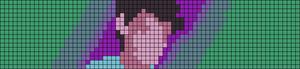 Alpha pattern #101985