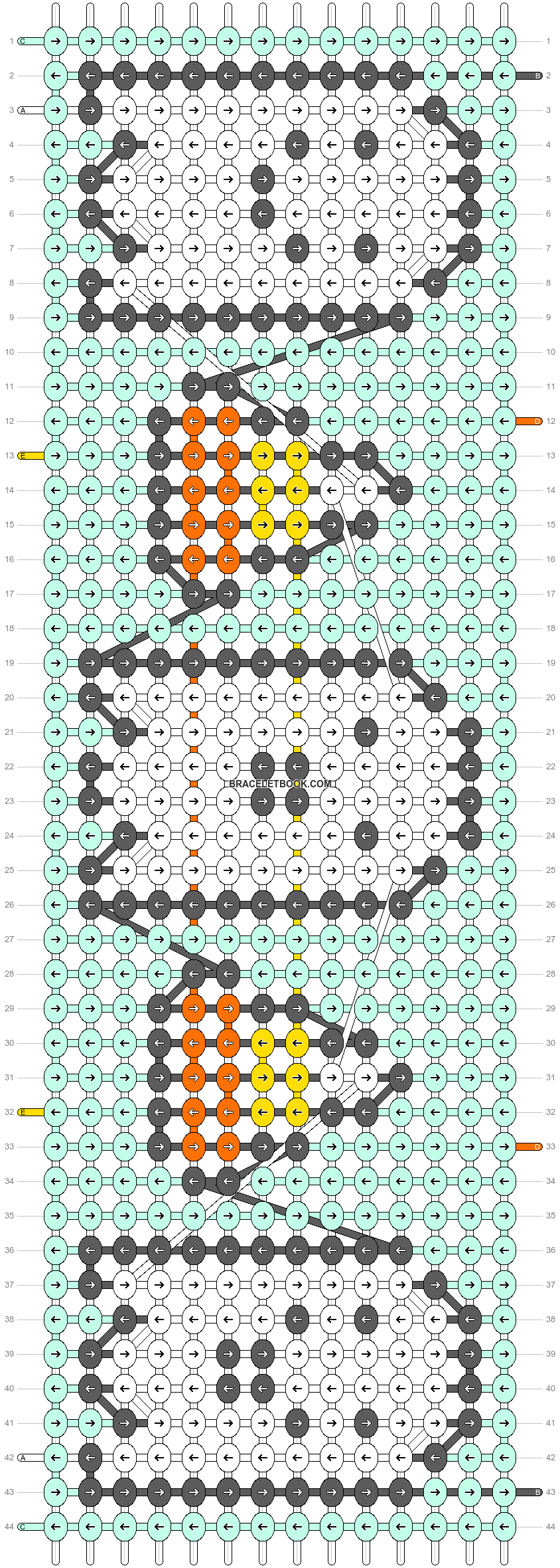 Alpha pattern #102028 pattern