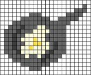 Alpha pattern #102051