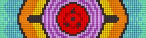Alpha pattern #102053