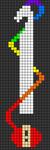 Alpha pattern #102057