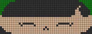 Alpha pattern #102058