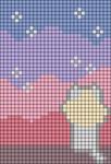 Alpha pattern #102061