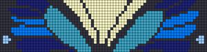Alpha pattern #102066