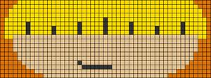 Alpha pattern #102067