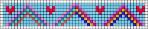 Alpha pattern #102069