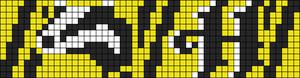 Alpha pattern #102070