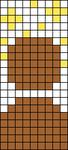 Alpha pattern #102071