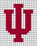 Alpha pattern #102086