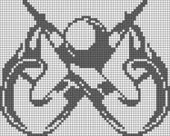 Alpha pattern #102093