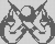 Alpha pattern #102094
