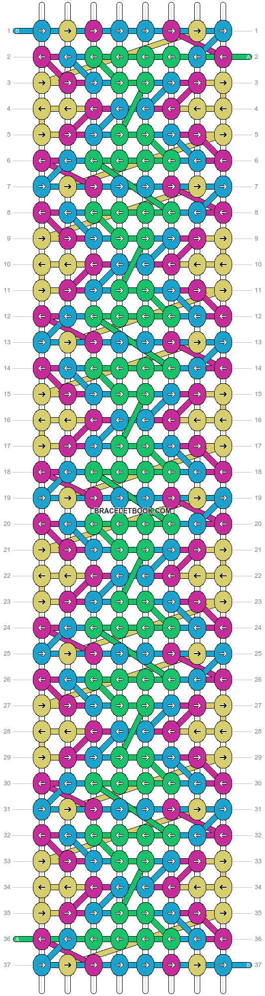 Alpha pattern #102097 pattern
