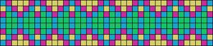 Alpha pattern #102097