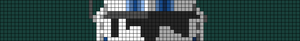 Alpha pattern #102111