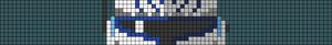 Alpha pattern #102112