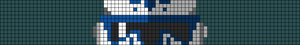 Alpha pattern #102113