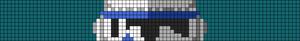 Alpha pattern #102114