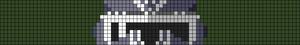 Alpha pattern #102115