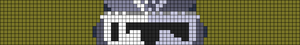 Alpha pattern #102117