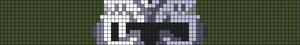 Alpha pattern #102118