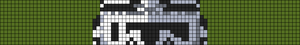 Alpha pattern #102119