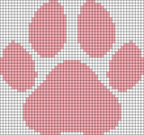 Alpha pattern #102130