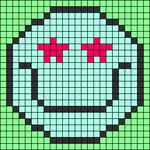 Alpha pattern #102131