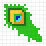 Alpha pattern #102155