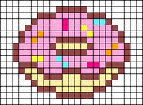 Alpha pattern #102160