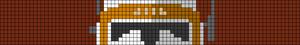 Alpha pattern #102165