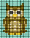 Alpha pattern #102167