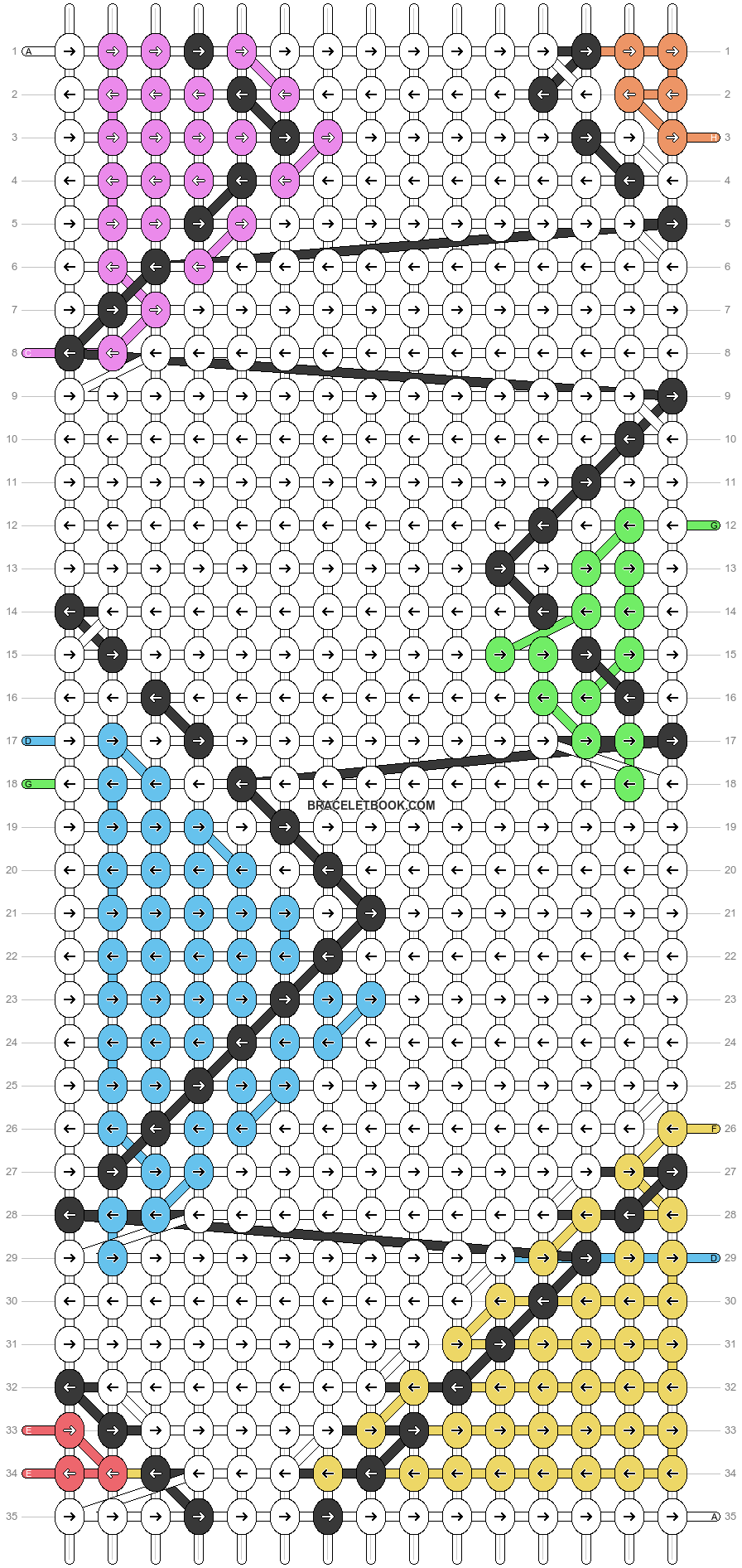 Alpha pattern #102178 pattern
