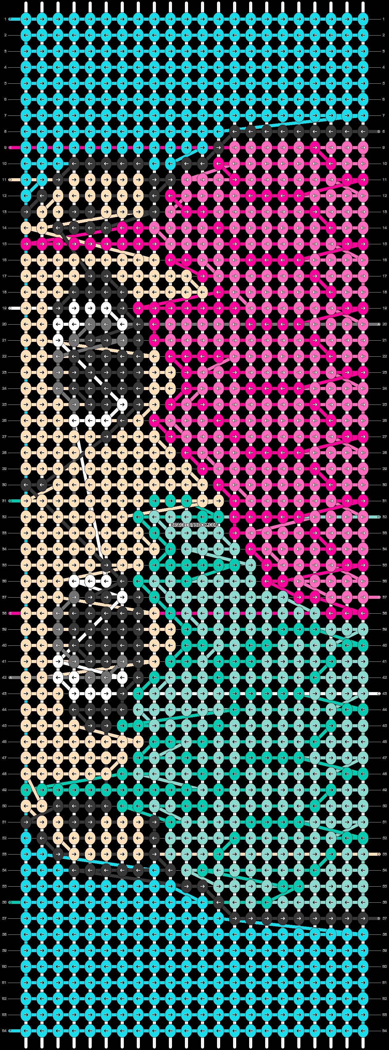 Alpha pattern #102185 pattern