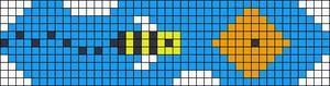 Alpha pattern #102207