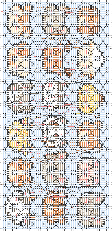 Alpha pattern #102259 pattern
