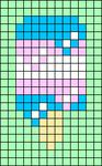Alpha pattern #102281