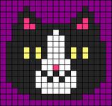 Alpha pattern #102323