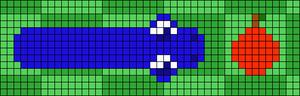 Alpha pattern #102326